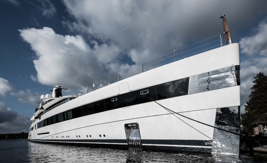 Feadship launches new 93m superyacht: Project 814
