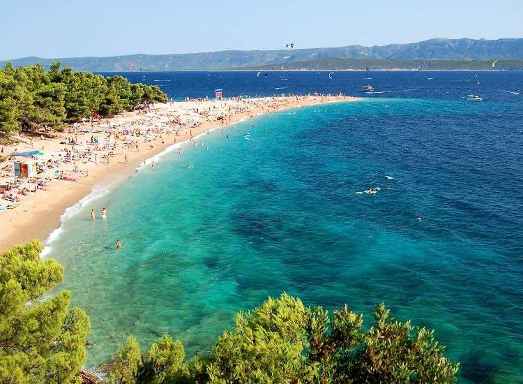 Croatian island – Brač