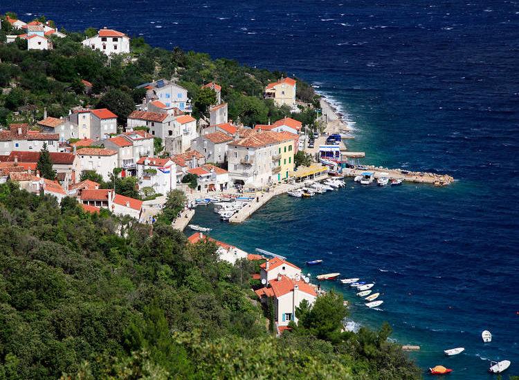 Croatian island – Cres