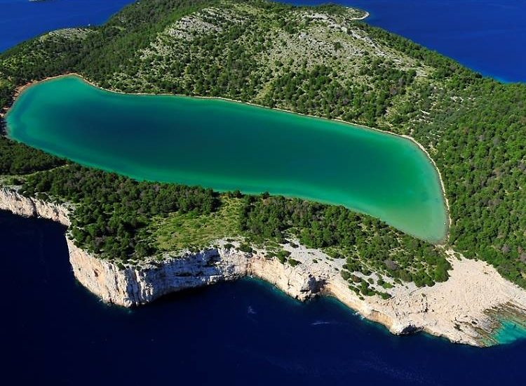 Croatian island – Dugi otok