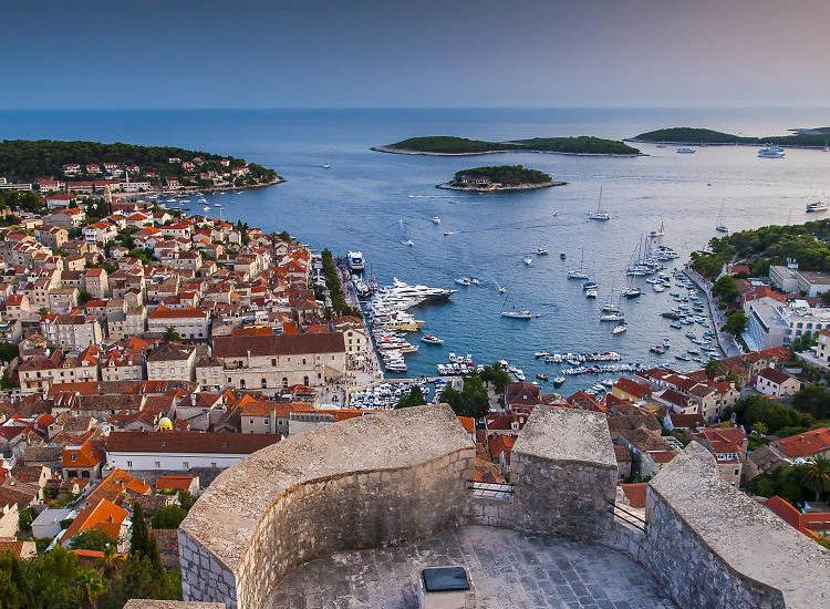 Croatian island – Hvar
