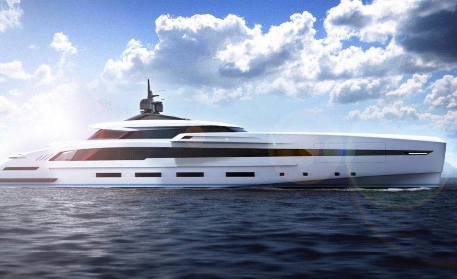 Duelle Yacht Design Unveils 65m Gladius Concept